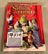 Shrek The Third DreamWorks Dvd New and Sealed