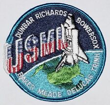 Aufnäher Patch Raumfahrt NASA STS-50 Space Shuttle Columbia .........A3188