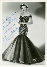 Vintage JOANNE WHEATLEY (??) Signed Photo