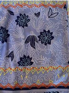 New Lularoe Leggings TC Tall Curvy 12-18 Blue Floral Flowers Dots Unicorn