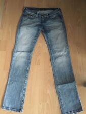 Only Ebba low Hose Jeans Damen (Modell Sammy?) blau hellblau Gr. W27 L34  topp