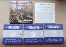 SAWYERS Viewmaster Reels - Princess Margaret's Wedding