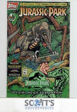 JURASSIC PARK  #1  NM  OFFICIAL MOVIE ADAPTATION  ( SEALED )