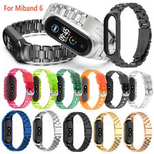 For Xiaomi Mi Band 6 5 4 3 Replacement Wrist Band Fitness Tracker Bracelet Strap