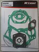 Full Gasket Set - Franco Morini, KTM, LEM, Malaguti Grizzly 50cc  S5  40MM Bore