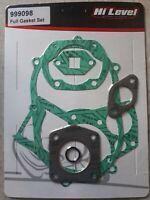 71-2574 TRIUMPH 650 T120 4 HOLE INSPECTION GASKET PAIR