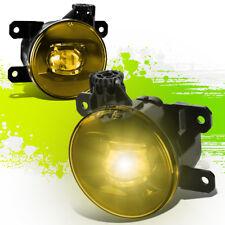 YELLOW TINTED OE LED FOG LIGHT/LAMP+BULBS+MOUNT FOR 06-14 SUZUKI GRAND VITARA