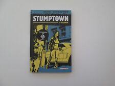 STUMPTOWN T1 EO2012 TBE/TTBE DISPARUE GREG RUCKA EDITION ORIGINALE DD1