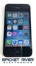 Apple A1387 iPhone 4s - 8GB - Black - Fully Unlocked Smartphone - MF259LL/A
