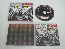 Insidia/Litfiba (EMI 7243 5 35721 2 9) cdalbum