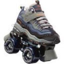 size 1 youth Skechers 4 Wheeler Roller Skates skate quad derby childrens kids