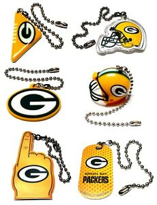 """GREEN BAY PACKERS NFL FOOTBALL LIGHT LAMP PULL 6"""" CHAIN EASY CONNECTOR YOU PICK"""
