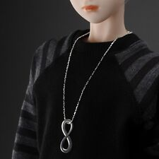 Dollmore BJD  SD&Model - Infinity Necklace (Silver)