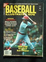 (VERY GOOD) 1976 Baseball Illustrated Magazine-Boston Red Sox Fred Lynn On Cover
