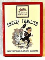 CHEERY FAMILIES CARD GAME MARKS & SPENCER 2009 SEALED NEW