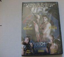 UFC 50 - The War Of '04 (DVD, 2005) New