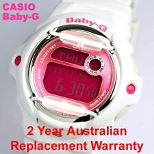 CASIO BABY-G WATCH BG-169R-7D FREE EXPRESS WHITE x PINK BG-169R-7DDR 2Y WARRANTY