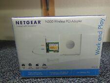 ✅ NetGear WN311B-100NAS (606449047189) PCI Adapter NEW