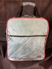 Retro 80s SGI Sport Graphics Ski Boot Bag Vintage Gear Snowboard Luggage Winter