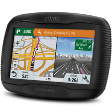 Garmin Zumo 395LM Motorcycle Motorbike UK Europe Lifetime GPS Sat Nav - DP