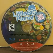 LITTLE BIG PLANET: GAME OF THE YEAR(PS3) USED AND REFURBISHED (DISC ONLY) #10923