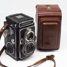 Zeiss Ikon Ikoflex IIa 855/16 TLR  w/Opton Tessar 3,5 75mm - Vintage condition