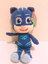 "11"" PJ Masks Characters Blue Cat Boy Plush Doll Stuff Animal Kid Toy Licensed"
