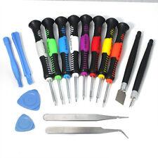 16 in 1 Handy Reparatur Werkzeug Set Schraubendreher Für iPhone 6 iPad Samsung