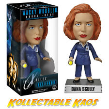 X-Files - Dana Scully Wacky Wobbler Bobble Head NEW IN BOX