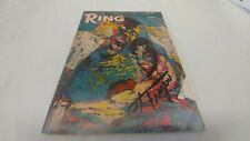 The Ring April 1968 Signed By LeRoy Neiman and Joe Frazier JSA COA