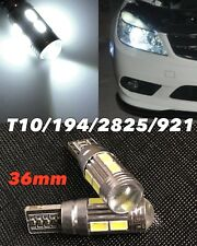 Parking Light T10 SMD LED 6K bulb No Canbus Error w5w 168 194 192 for Toyota L S