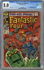 1968 Fantastic Four Annual 6 CGC 5.0 1st Annihilus
