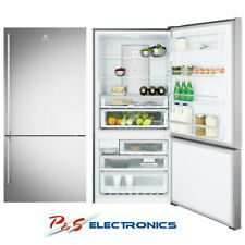 Electrolux FreshZone 530L Bottom Mount Fridge – Stainless Steel_EBE5307SA-R