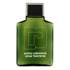 PACO RABANNE POUR HOMME 100ML - NO SPRAY - AFTERSHAVE BRAND NEW WITHOUT BOX