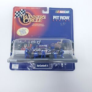 WINNERS CIRCLE 1/64 PIT ROW SERIES #3 Dale Earnhardt Jr Right Side Up New NASCAR