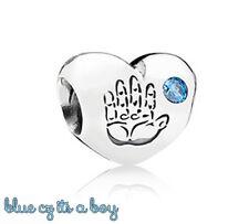 Pandora Genuine ALE 925 Its A Boy Charm 791281CZB