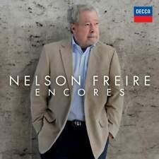NELSON FREIRE - Encores CD *NEW* 2019 - Album - Free & Fast Postage