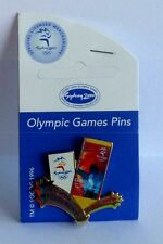 CLOSING CEREMONY 1ST OCTOBER WITH TICKET SYDNEY 2000 OLYMPIC GAMES PIN #15
