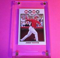 2008 Topps National Baseball Day Joey Votto Rookie Cincinnati Reds RC