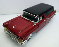 Road Legends 1:18 92208 Ford Ranchero, rot / schwarz