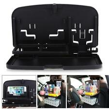 Universal Folding Car Back Seat Storage Box Pallet Food Cup Tray Console Holder