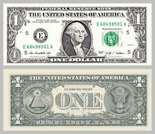 USA 1 Dollar 2009 Serie E Richmond p530 unz.