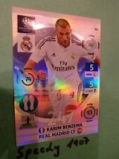 Champions League 2015 game changer benzema Panini Adrenalyn 14 15