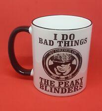 Peaky Blinders mug funny tv series comedy christmas birthday present free box..