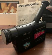 Panasonic Camcorder RX10 With Battery Charger And Manual