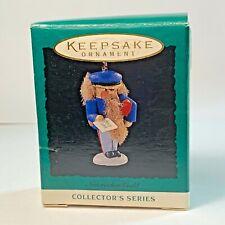 Hallmark KeepSake Ornaments Miniature Series Nutcracker Guild #2 1995 Mail man