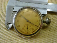 VINTAGE   POCKET  WATCH MADE IN SWISS ANGRE