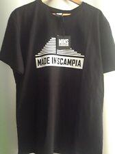 "T-Shirt""MINS""MADE IN SCAMPIA""Black Gr.L/XL"