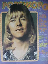 POPSWOP MAGAZINE 23RD MARCH 1974 - THE SWEET - MICHAEL JACKSON - OSMONDS