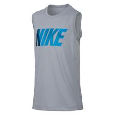 bdc25085c4946 Nike Boy s Dri-Fit Tank Top Muscle T-Shirt NWT Size S M L or XL